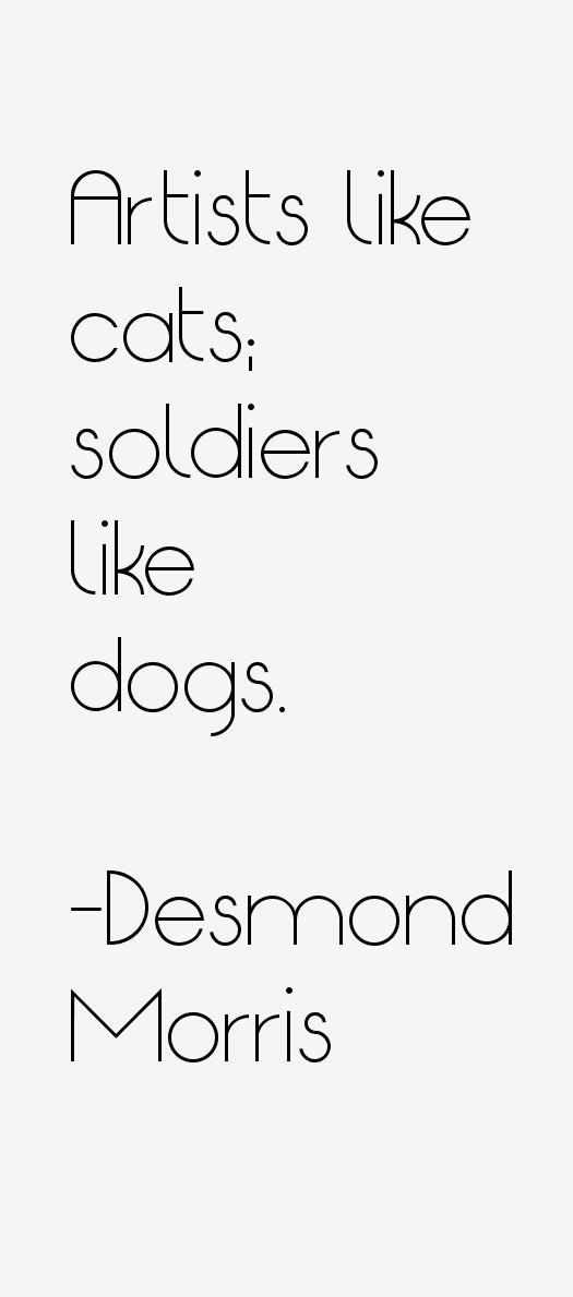 Desmond Morris Quotes & Sayings