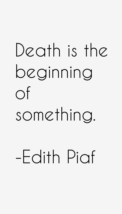 Edith Piaf Quotes & Sayings (Page 2)