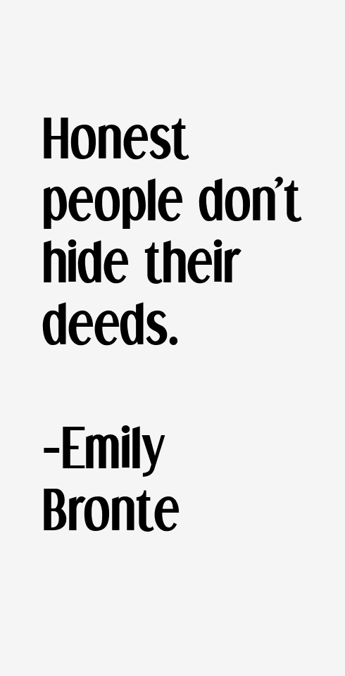 Emily Bronte Quotes & Sayings