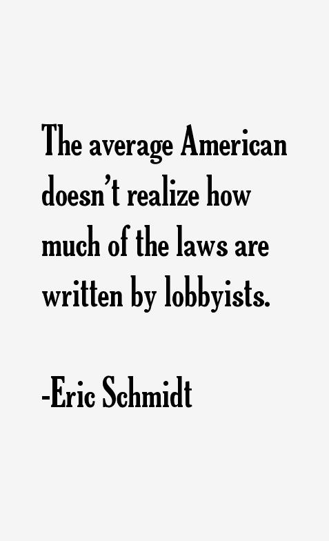 Eric Schmidt Quotes & Sayings