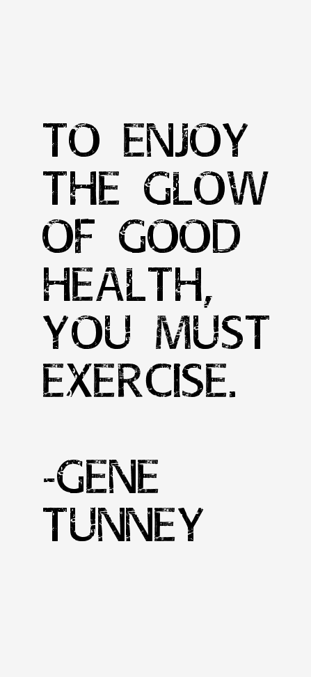 Gene Tunney Quotes & Sayings