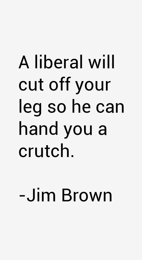 Jim Brown Quotes & Sayings
