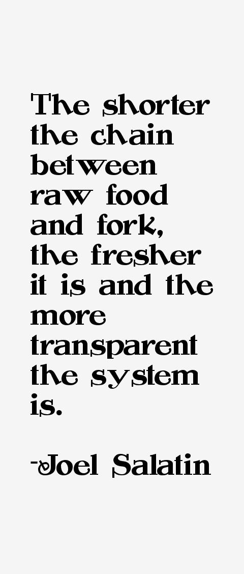 Joel Salatin Quotes. QuotesGram