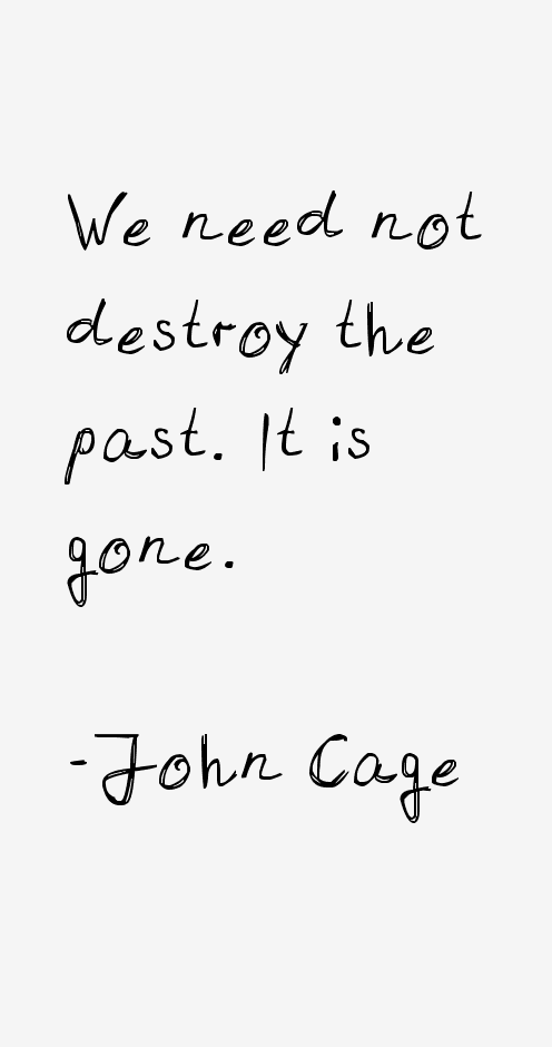 John Cage Quotes & Sayings