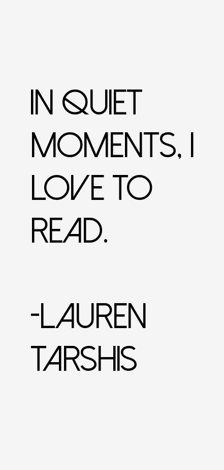 Lauren Tarshis Quotes & Sayings