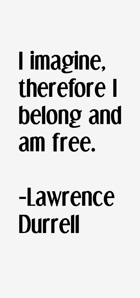 Lawrence Durrell Quotes & Sayings (Page 2)