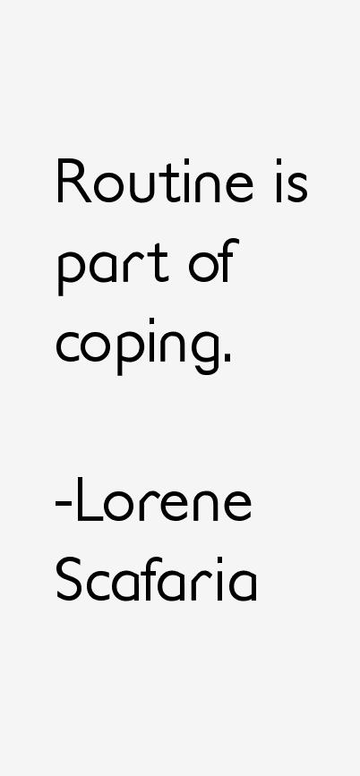 Lorene Scafaria Quotes & Sayings