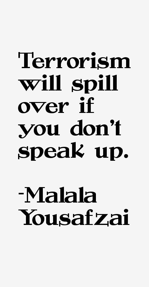 Malala Yousafzai Quotes & Sayings (Page 3)