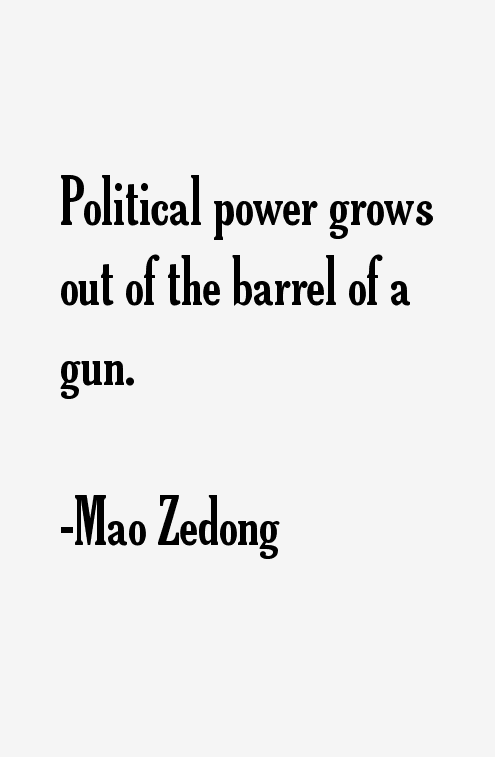 Mao Zedong Quotes On Communism. QuotesGram