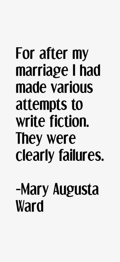Mary Augusta Ward Quotes & Sayings