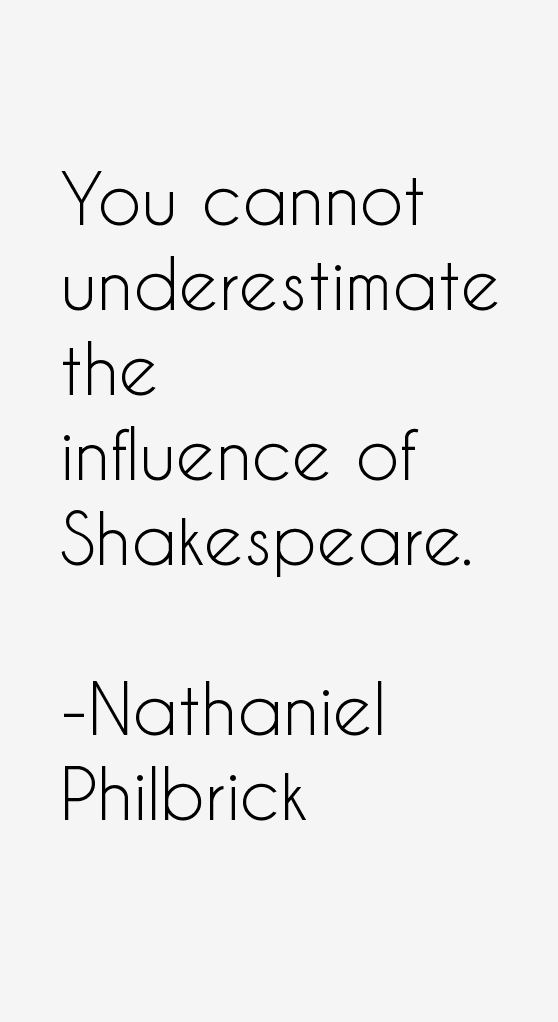 Nathaniel Philbrick Quotes & Sayings