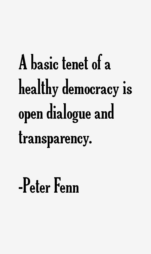 Peter Fenn Quotes. QuotesGram