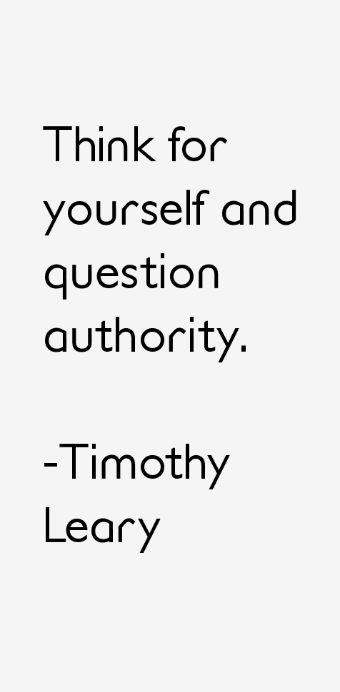 Timothy Leary Quotes On Women. QuotesGram