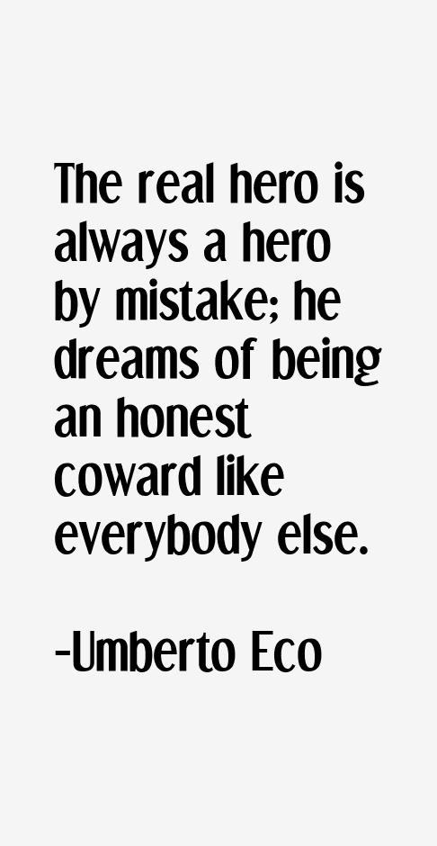Umberto Eco Quotes & Sayings