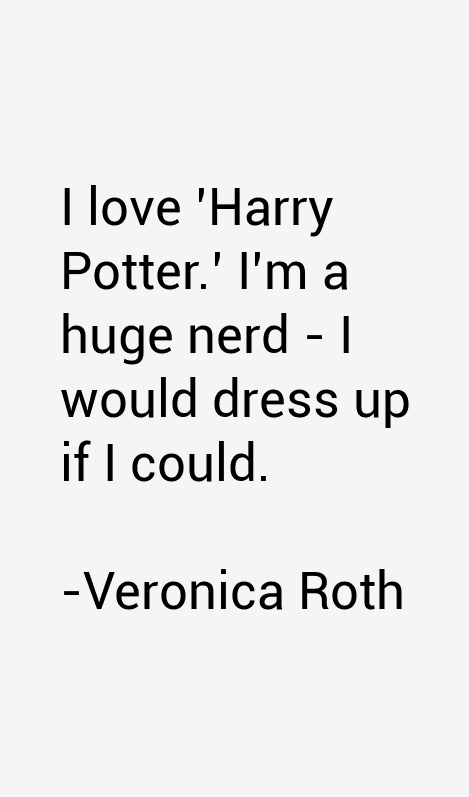 Veronica Roth Quotes & Sayings