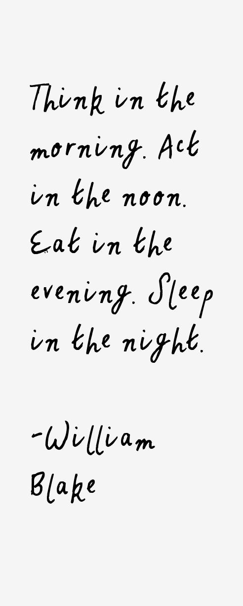 William Blake Quotes & Sayings