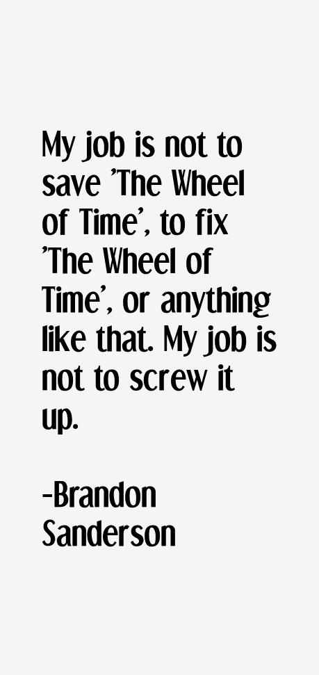 Brandon Sanderson Book Quotes. QuotesGram