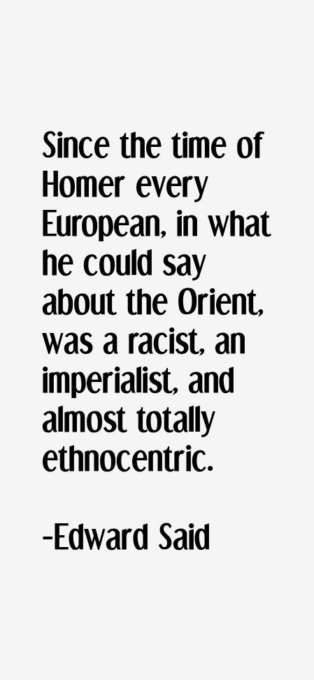 Edward Said Quotes & Sayings