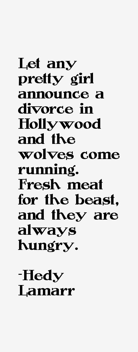 Hedy Lamarr Quotes. QuotesGram