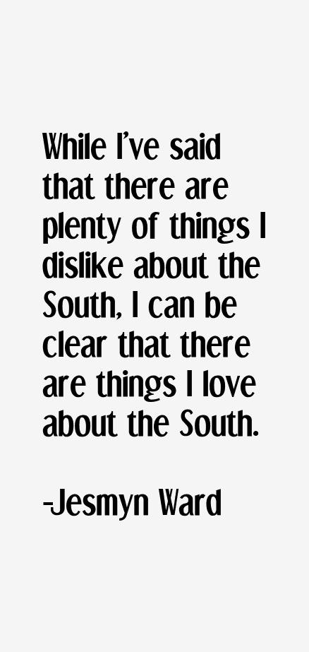 Jesmyn Ward Quotes & Sayings