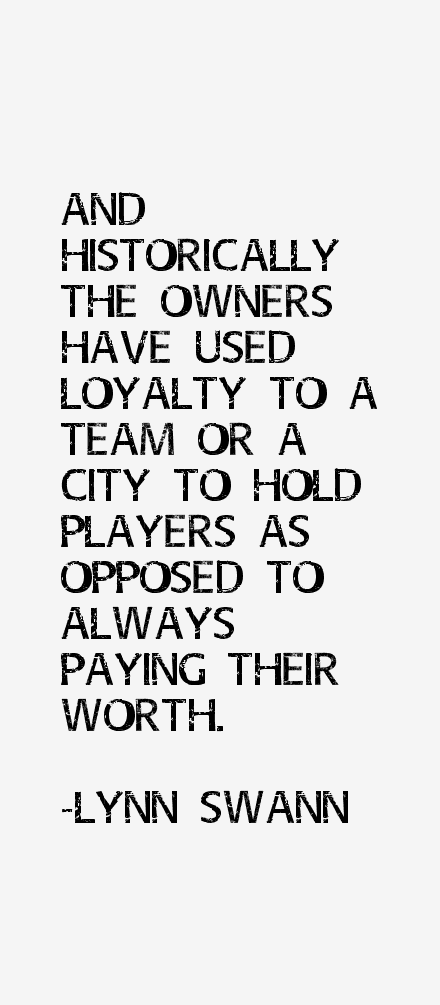 Lynn Swann Quotes & Sayings