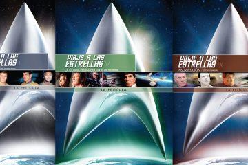 Películas de Star Trek en streaming