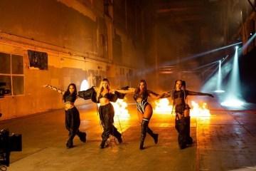 "Little Mix adelanta imágenes del video de ""Sweet melody"""