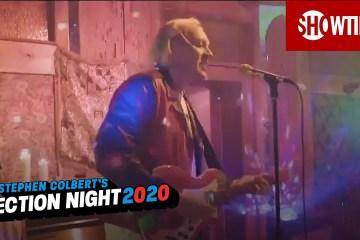 Arcade Fire en Stephen Colbert Show