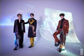 """Super Junior revela nuevo look """"apasionado""""."""
