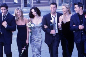 Friends: The reunion ya tiene trailer y poster.