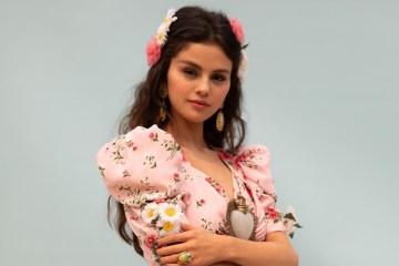 """Selena Gomez estrenó """"De una vez"""""""