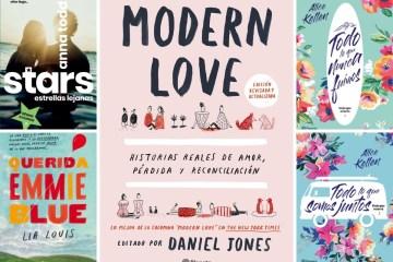 Modern Love y otros libros
