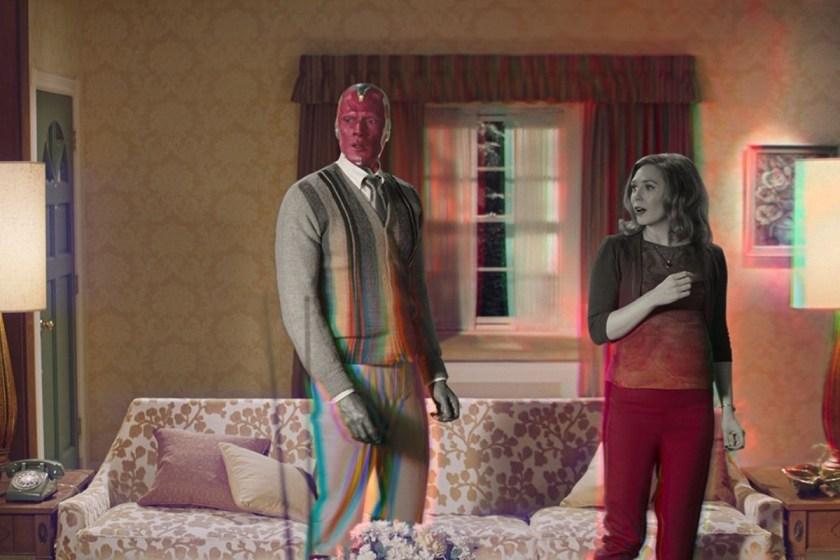 WandaVision lanza nuevo trailer y posters