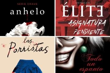 Élite, Cruella y otras lecturas