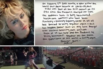 "MIley Cyrus ""Angels like you"""