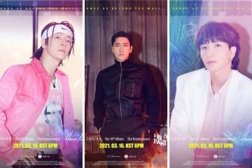Nuevas fotos de Super Junior
