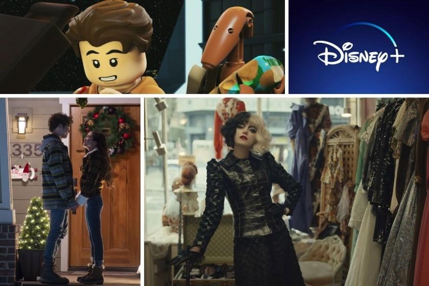 Los estrenos de Disney+ en mayo.