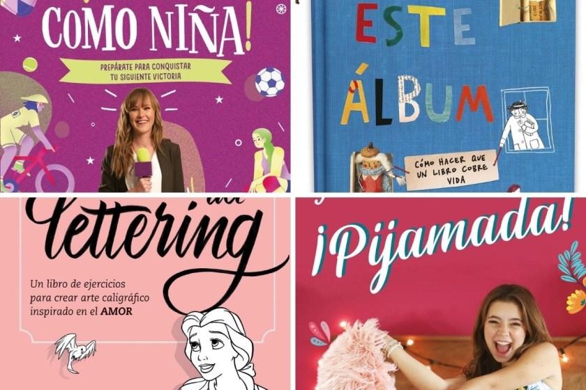 Libros para el Día del Niño y la Niña