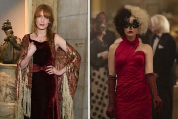 Florence + The Machine hizo tema original para Cruella.