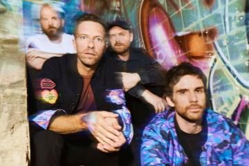 """Coldplay estrenó el tema """"Coloratura"""""""