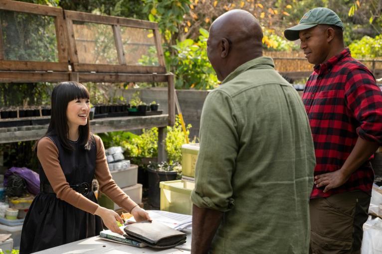 Nueva serie de Marie Kondo en agosto en Netflix.