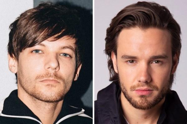 Louis y Liam mandaron mensajes por los 11 años de One Direction.