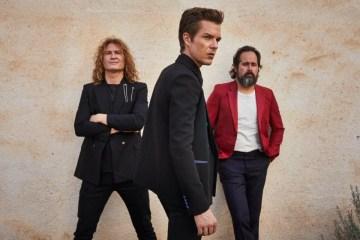 The Killers lanzará el disco Pressure Machine.