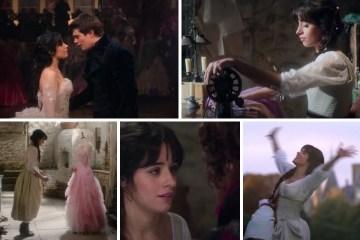 Se revelaron trailer y soundtrack de Cenicienta, con Camila Cabello