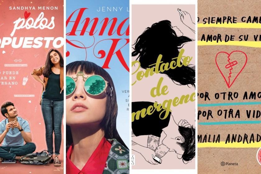 Anna Karenina coreana y otros libros de amor y desamor