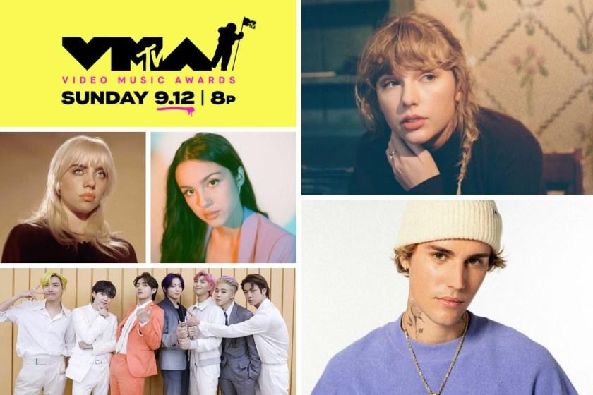 Lista de nominados a los MTV VMAs 2021.