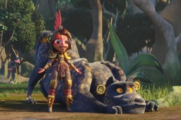 Ya hay trailer y elenco de voces de Maya y los tres.