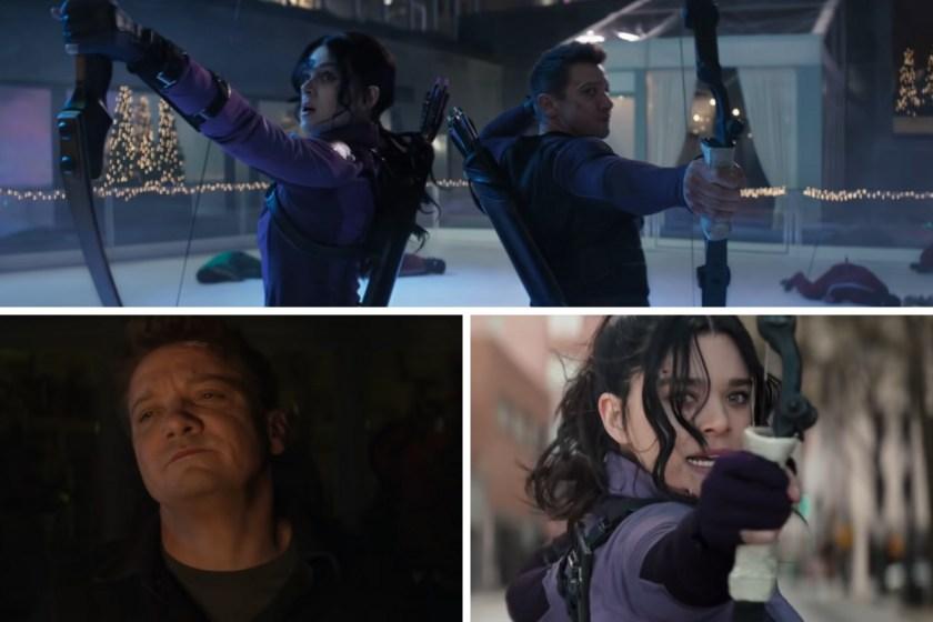 Ya hay poster y trailer de Hawkeye.
