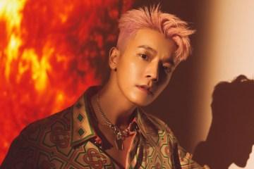 "Donghae reveló más detalles de su canción ""California love""."