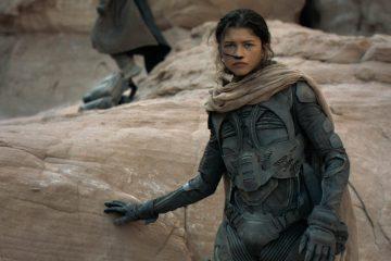 Director de Dune explica por qué Zendaya sale tan poco en la cinta. Foto: Warner Bros. Pictures / Legendary Pictures.